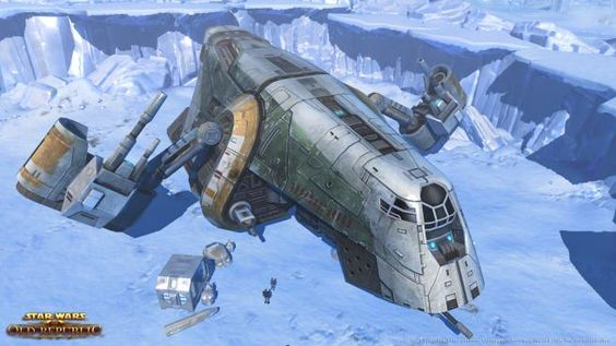 Star Wars The Old Republic - D5-Mantis #ea #gaming
