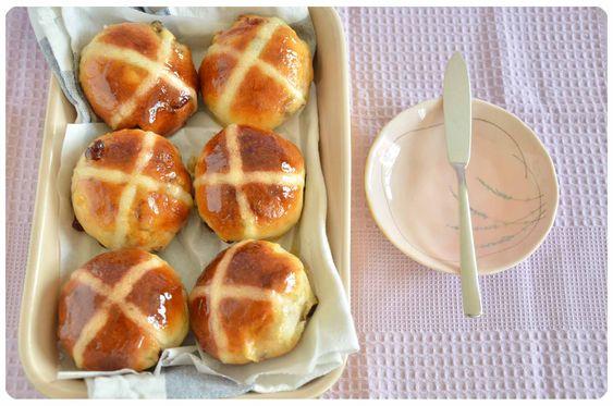 Hot cross buns – Paul Hollywood's recipe | jothetartqueen