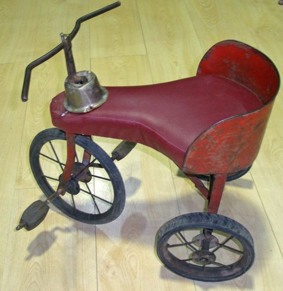 Me encanta este #triciclo ! Indian restored tricycle - Triciclo indio restaurado #antiguedades