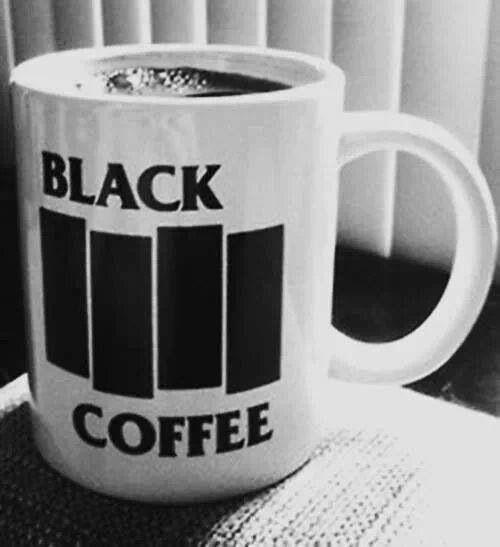 Black Flag Coffee Mug