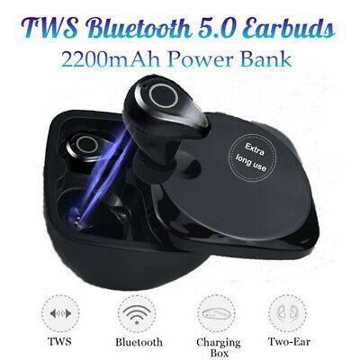 Ad Ebay Link Bluetooth 5 0 Headset Tws Wireless Earphones Mini Earbuds Stereo Headphones Ipx6 Stereo Headphones Earphone Wireless Earphones