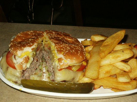 Fresh HOME-Ground, Sirloin & Bacon - PepperJack Cheese Burger / Steak ...