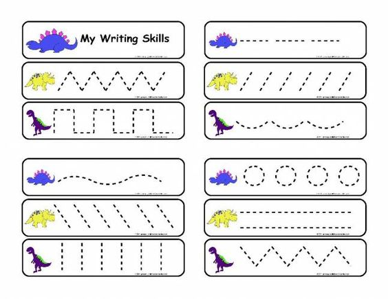 Phenomenal Free Pre Writing Worksheets For Preschoolers 1 Fine Motor ...
