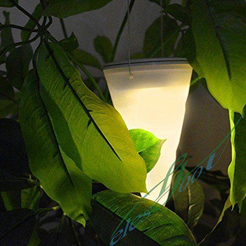 Woopower Outdoor Solar Garten Lichter Hangende Baum Garten Dekoration Yard Lampe Weiss Warmweiss Solarl Solarlampen Garten Solarleuchten Garten Baume Garten