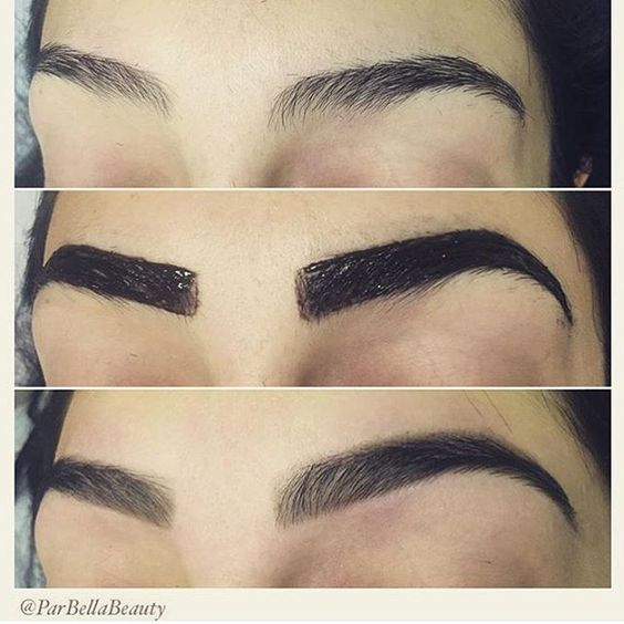 Eyebrow Tinting Eyebrows And The Guys On Pinterest