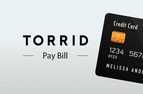 The Torrid credit card is associated with Torrid stores. You can