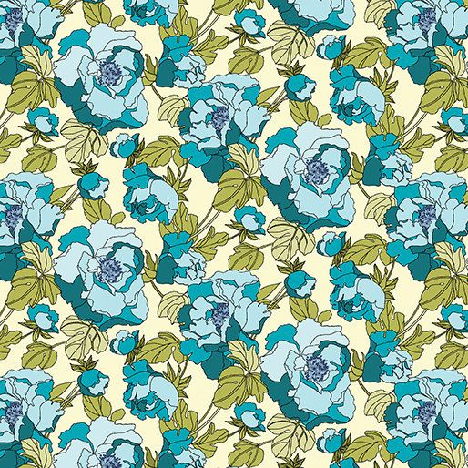 Benartex Fabric Chelsea Collection Thames 00896 by DivinesSewingNook1 on Etsy