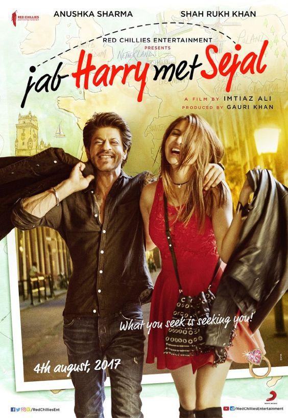 Jab Harry met Sejal (2017) DVDRip