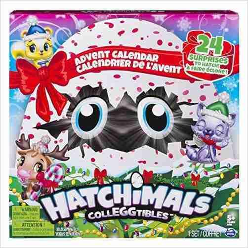 Hatchimals Colleggtibles Advent Calendar Advent Calendars For