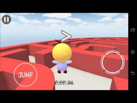 3D Maze Level 4
