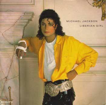Michael Jackson – Liberian Girl acapella
