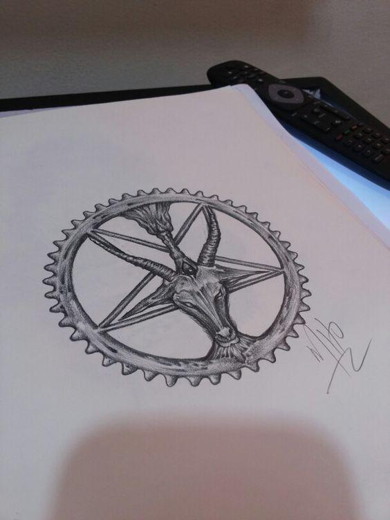 Pentagrama bike
