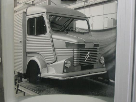 OG   Citroën Type H   Facelift design proposal