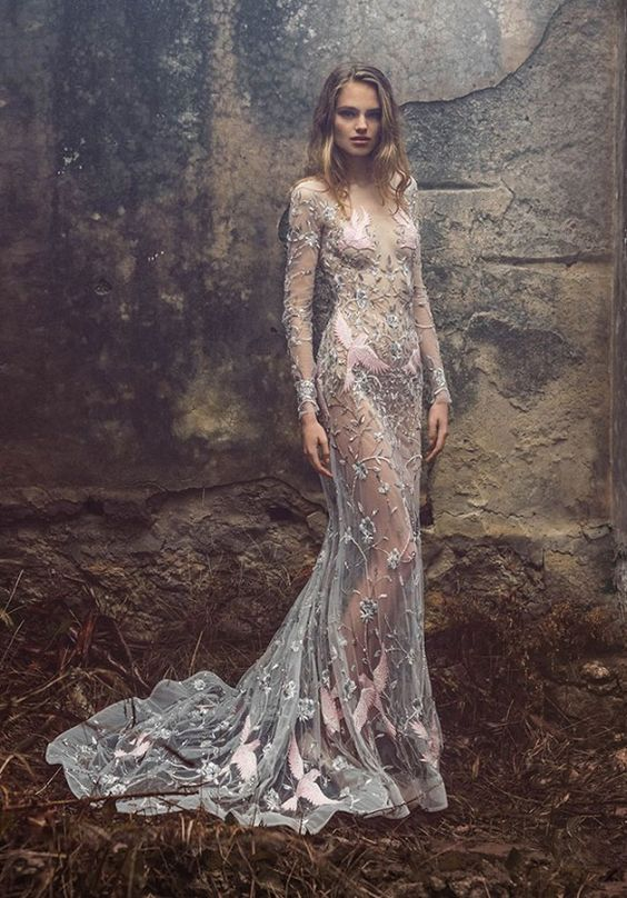 Paolo Sebastian Spring Summer 2015 2016 Couture #PaoloSebastian #TheNightingale: