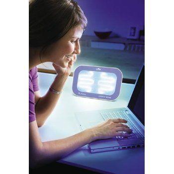Lifemax Light Pod 107a SAD Portable Simulated Daylight Box: Amazon.co.uk: