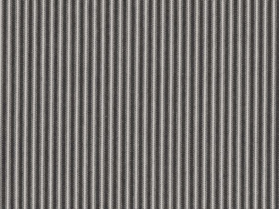 Perennials Fabrics Camp Wannagetaway: Ticking Stripe - Noir