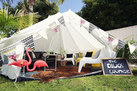 Teen Parties Outdoor Lounge And Wedding Guest On Pinterest