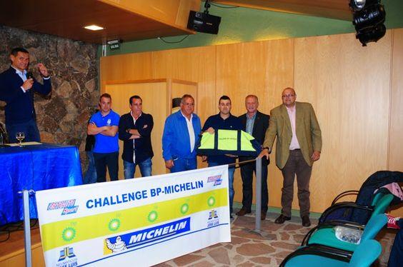 TIEMPO DE DEPORTE: PRESENTADA EN TENERIFE LA CHALLENGE BP - MICHELIN ...
