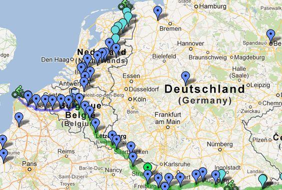 Germany -   Der Good Food March 2012 ist eine europaweite Aktion für eine faire und nachhaltige Lebensmittel- und Landwirtschaftspolitik. Mit Fahrrädern und Traktoren geht es quer durch Europa bis vor das Europäische Parlament in Brüssel. Start: 25. August 2012 in München, Ankunft: 19. September 2012 in Brüssel.