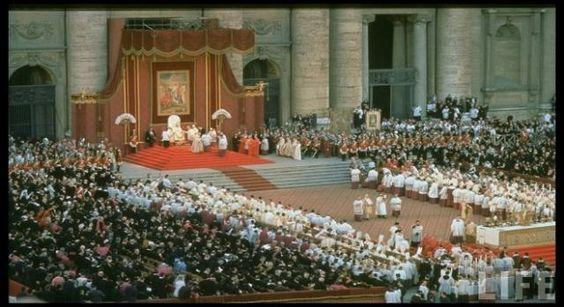 Vatican II, le Concile de la discorde