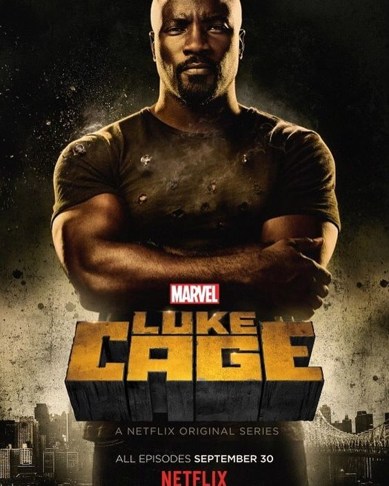 Happy September! you know what that means.. only 30 days away from #lukecage awesomeness on @Netflix #netflix @marvel #defenders begin! #marvel #marvel #comics #marvelcomics #series  no sleep #September30 weekend