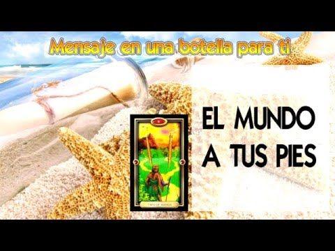 Mensajes en una botella: EL MUNDO A TUS PIES - YouTube