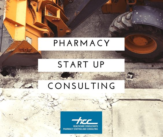 PHARMACY START-UP SERVICES. Let the experts at HCC help you start your business and stay in compliance with the requirements for pharmacies of any variation.