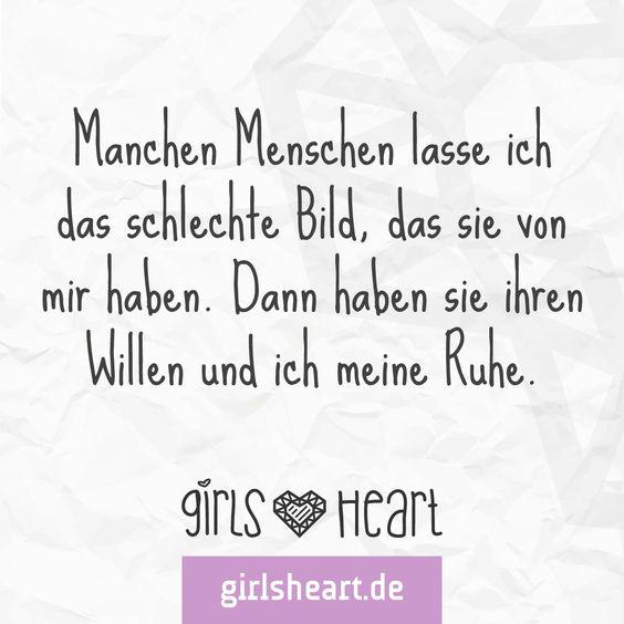 mehr sprüche auf: www.girlsheart.de #meinung #lästern #lügen #bild