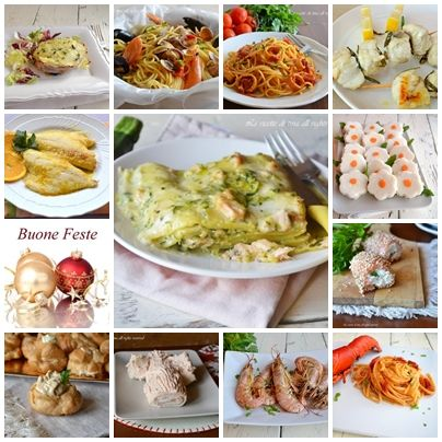 Cena vigilia ricette pesce