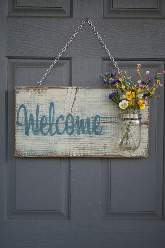 ¡Dale la bienvenida a tus invitados con flores!:
