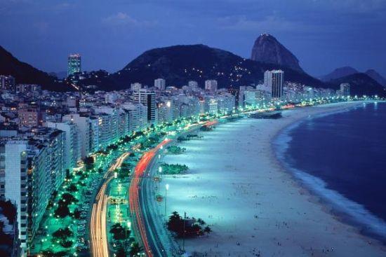 Copacabana Rio De Janeiro - Brazil