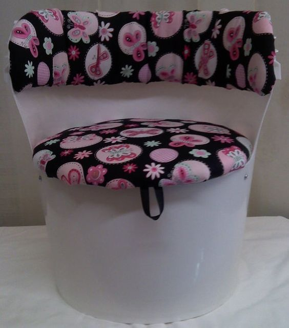 5 Gallon Bucket Child Chair Make Old Something New