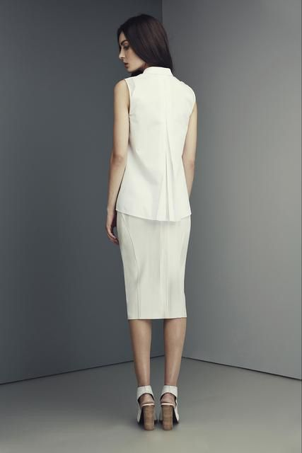 Elie Tahari   Pre-Fall 2015 Collection   Style.com