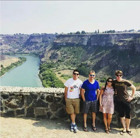 Ryan, Neil, Nicole, and Peter