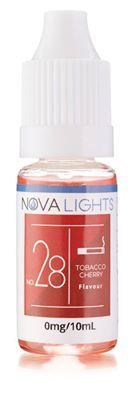 No. 28 Nova Lights Tobacco Cherry