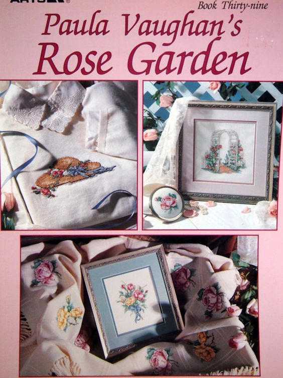 Splendid Rose Garden Book Thirtynine By Paula Vaughan Vintage Cross Stitch  With Exciting Rose Garden Book Thirtynine By Paula Vaughan By Needaneedle  With Alluring Herb Garden Gift Also Vegetable Garden Planner Free In Addition Garden Lot And Garden Electrical Cable As Well As Kids Garden Activities Additionally Garden Chairs Australia From Zapinterestcom With   Exciting Rose Garden Book Thirtynine By Paula Vaughan Vintage Cross Stitch  With Alluring Rose Garden Book Thirtynine By Paula Vaughan By Needaneedle  And Splendid Herb Garden Gift Also Vegetable Garden Planner Free In Addition Garden Lot From Zapinterestcom