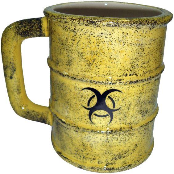 Toxic Waste Mug - Tasse von Nemesis Now
