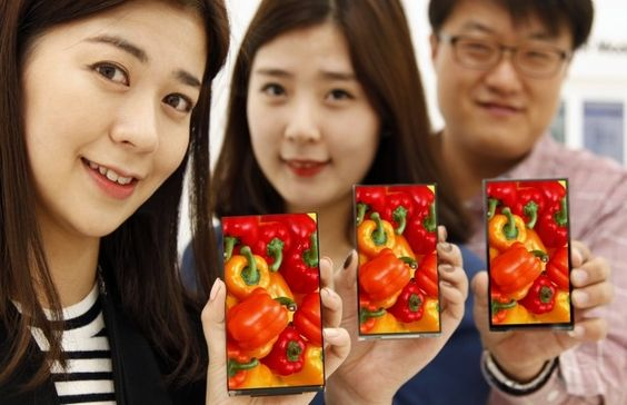 LG Unveils the Screen With the Thinnest Bezel