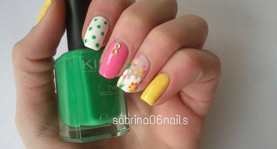 http://www.youtube.com/channel/UCqEqHuax3qm6eGA6K06_MmQ?sub_confirmation=1 Nuova nail art  Nail art floreale sul blog (link in bio)   #nailart #nailstagram #nailblog #nailoftheday #nails #nailsofinstagram #fashionblogger #blog #nails2inspire #makeup #tagsforlike #followforlike #follow #me #likeforlike #instalike #instanail #instagood #instadaily #instamood #picoftheday #bestoftheday #photooftheday #kiko #opi #essie #essence #summer #love by sabrina06nails