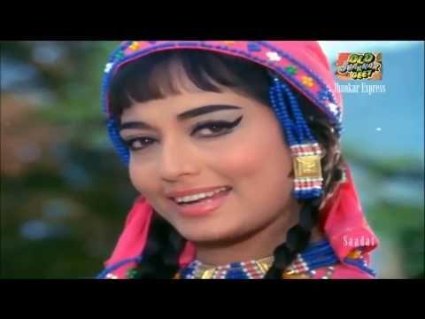 Yeh Parda Hata Do Jhankar Hd Ek Phool Do Mali 1969 Frm Saadat 1280x720 Youtube In 2020 Hindi Old Songs Mp3 Song Songs
