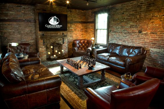 Man Cave Oxford : Cigar lounge damion fashion pinterest caves
