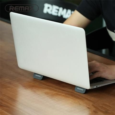 Remax Multifunctional Notebook Cooling Pad Bracket Laptop Stand Cooler Radiator Holder For For Macbook Air Mac Book Pr Laptop Stand Mobile Phone Holder Air Mac