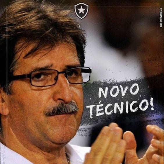 Boa sorte René e mãos à obra que o bagulho é sério! Blog do Felipaodf: René Simões manda recado para torcida alvinegra. V...