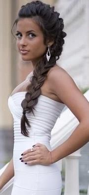 Extreme french braid.: Wedding Hair, Hairstyle, Hair Style