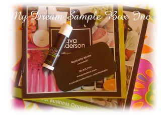 My Dream Sample Box Inc.: SPONSOR SUNDAY: Marbella Sparta with Ava ...