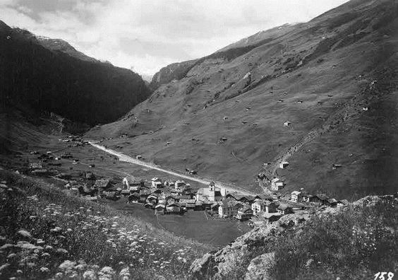 EAD-ZING-158 Vals, Ortsgesamtansicht, 1911 (Dokument)