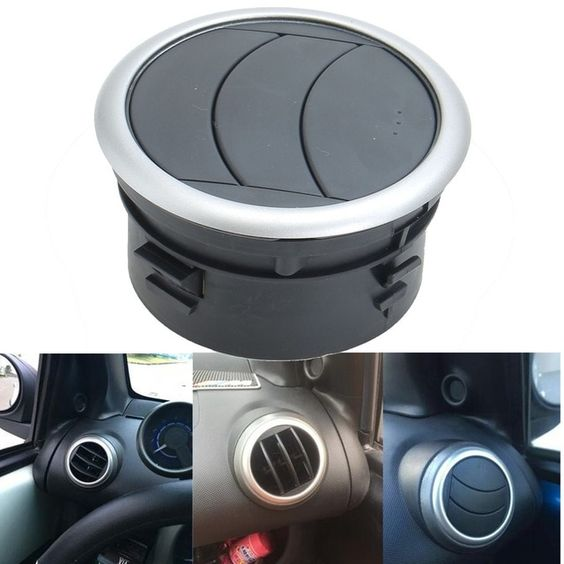 Abs Plastic Air Conditioning Vent Deflector Outlet Side Dashboard