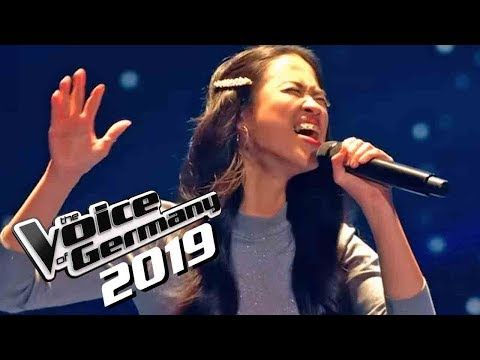 Beyonce Listen Claudia Emmanuela Santoso The Voice Of Germany 2019 Semi Finals Youtube The Voice Of Germany Voice Of Germany Beyonce