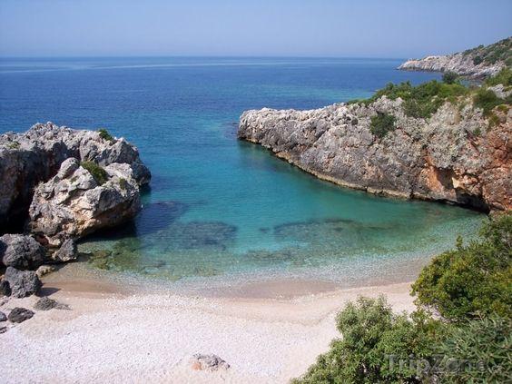 Pláž Ionian (Albánie)