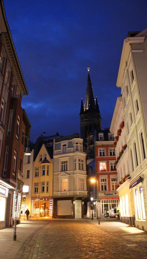 Aachen ~ North-Rhine Westphalia ~ Germany